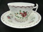 SOLD  London shape cup & saucer